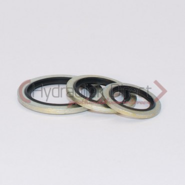 """Bonded seal 1.1/4"""" BSPP"""