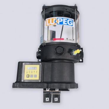 Vetpomp 2,5 kg 12 volt, L-PEG2.1-2,5-XCU12VDC