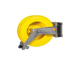 Meclube S-550 zwenkbare slanghaspel voor water 400 bar
