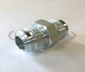 Rechte Adapter JIC male/male (Koppelingsmaat 1: 1 1/16'', Koppelingsmaat 2: 1 1/16'')