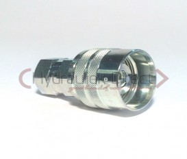 Faster Schroef Insteeknippel ISO14541 (Bouwgrootte:1/2'', Koppelingsmaat: 3/8'')