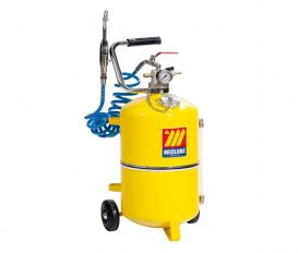 Pneumatische olie dispenser 24 liter