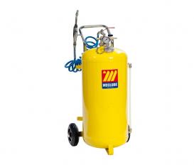 Pneumatische olie dispenser 50 liter