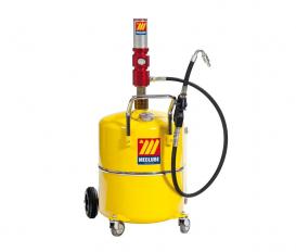 Pneumatische olie dispenser 65 liter | 3:1  30 l/min